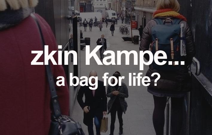 Zkin Kampe backpack offer