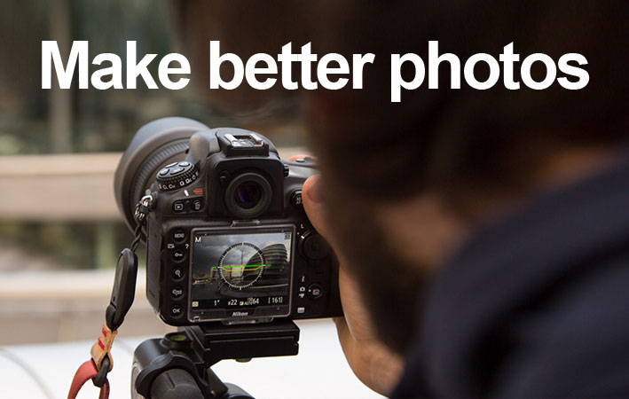 Make better photographs