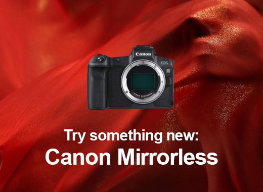 Canon Mirrorless equipment