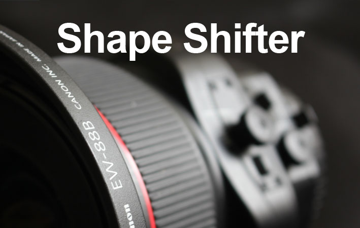 Tilt and shift lens hire