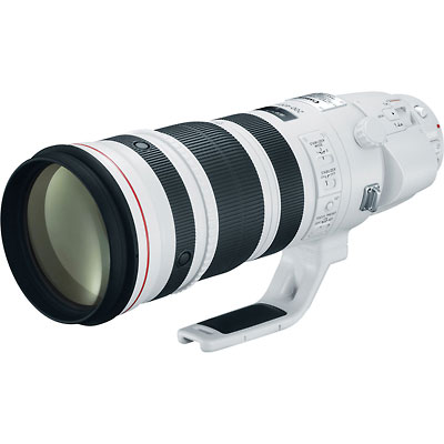 Canon EF 200-400mm f4 L IS USM Internal 1.4x Extender Lens