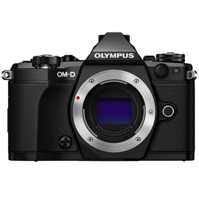 Olympus OM-D E-M5 Mark II Digital Camera Body