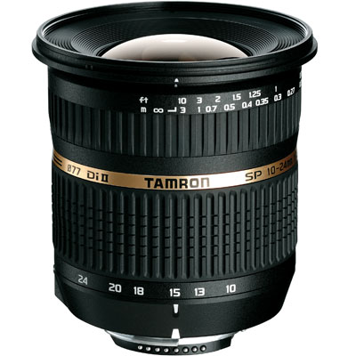 Tamron 10-24mm f3.5-4.5 Di II LD AF SP (Canon Fit)