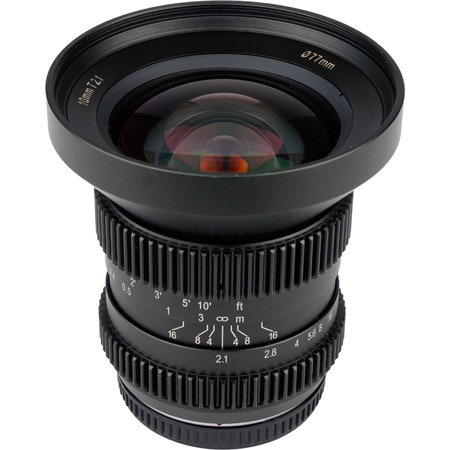 SLR Magic 10mm T2.1 Hyperprime Cine Lens MFT