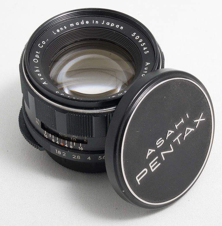 Pentax M42 Super-Takumar 24mm F3.5