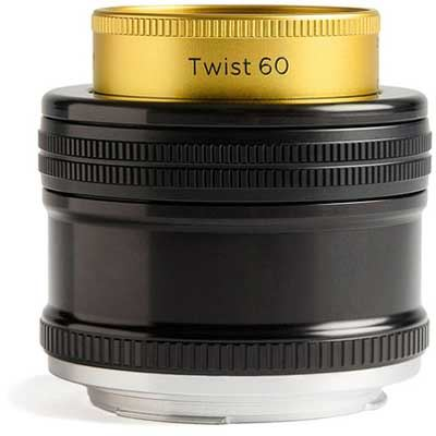 Lensbaby Twist 60 - Nikon fit
