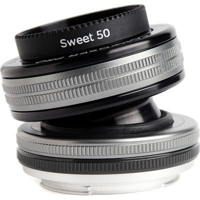Lensbaby Composer Pro II with Sweet 50 Optic - MFT Fit