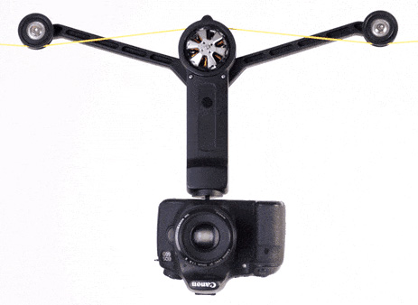 Wiral Lite Cable Cam System for action cam & light DSLRs